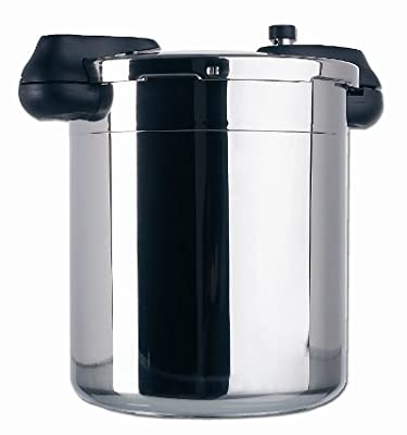 Pressure Cooker, 13''L, Stainless Steel from Matfer Bourgeat Inc.