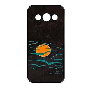 Vibhar printed case back cover for Samsung Galaxy Grand FlyingSun