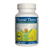 buy Ridgecrest Herbals Thyroid Thrive Herbal Vegetarian Capsules, 60 Count