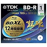 "TDK Blu-ray Disc - BD-R XL 100GB 4X Speed 1 Pack Printable - Triple Layer (japan import)von ""TDK"""