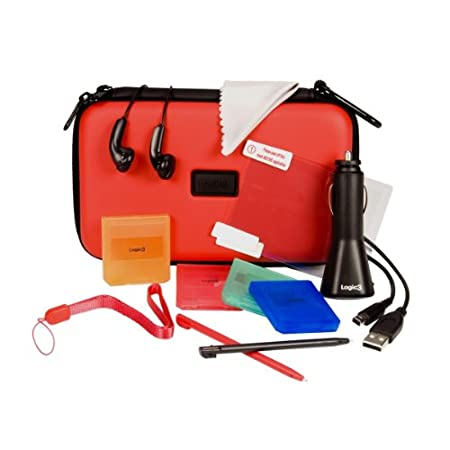 DSi XL Pro Pack - Red