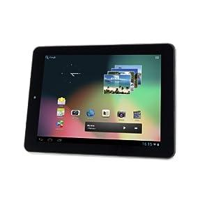 Intenso Tab 824 20,3 cm (8 Zoll) Tablet-PC (ARM Cortex A9, Dual-Core, 1,6GHz, 1GB RAM, 8GB HDD, HDMI, micro-USB, Android 4.1) schwarz