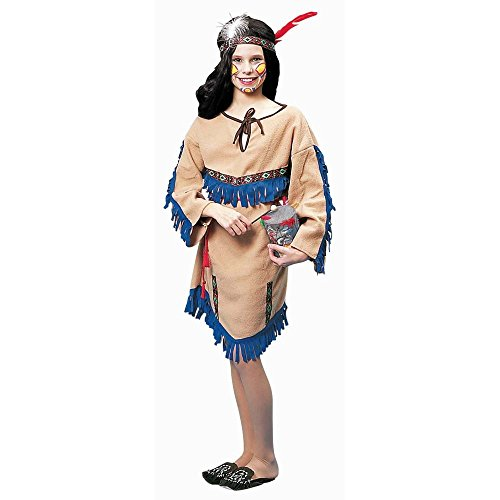 Forum Novelties Native American Princess Costume, Medium