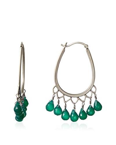 Satya Green Onyx Chandeliers