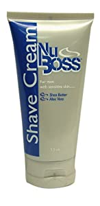 Nu Boss Shave Cream - Case Pack 12 SKU-PAS816302