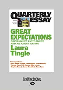 Quarterly essay kindle