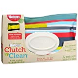 Huggies Clutch N Clean Natural Care Baby Wipes - 32 ct, Pack of 3