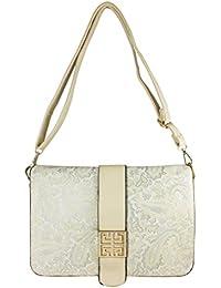 Agueda Sling Bag By Heels & Handles (N1027A)