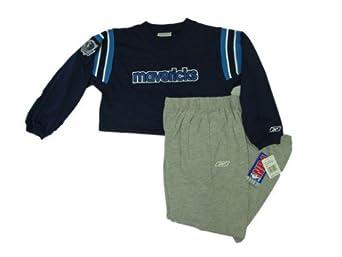 Dallas Mavericks NBA Kids Long Sleeve Pant Set by Reebok