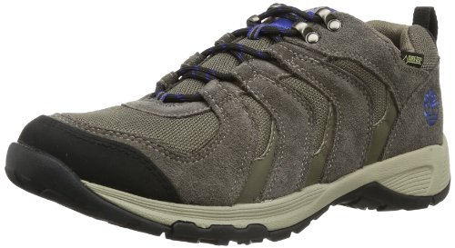 Timberland Mens FLEETTRAIL LOW GTX D DARK BROWN Trekking & Hiking Shoes Brown Dark Brown Size: 46