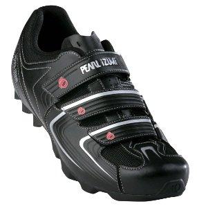 Pearl iZUMi Men's All-Road Cycling Shoe,Black/Black,45 M EU