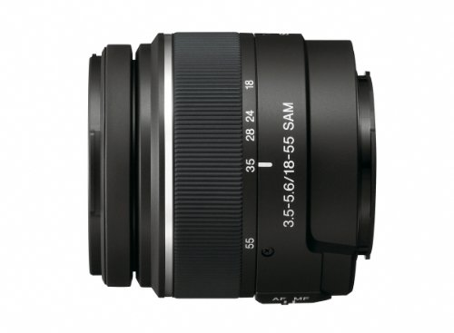 Sony SAL1855 Alpha 18-55mm F3.5-5.6 Zoom Lens