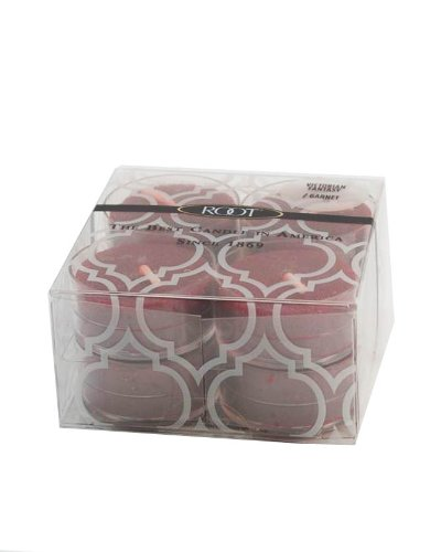 Root Candles Boutique Scented Tealight Candles, Victorian Fantasy, Box of 8