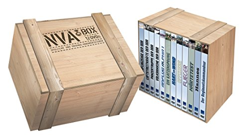Operation NVA - limitierte Sonderedition in rustikaler Holzbox (12 DVDs) [Limited Edition]