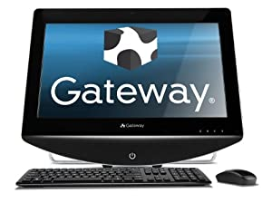 Gateway ZX4351-47 21.5-Inch All-in-One Desktop (Black)