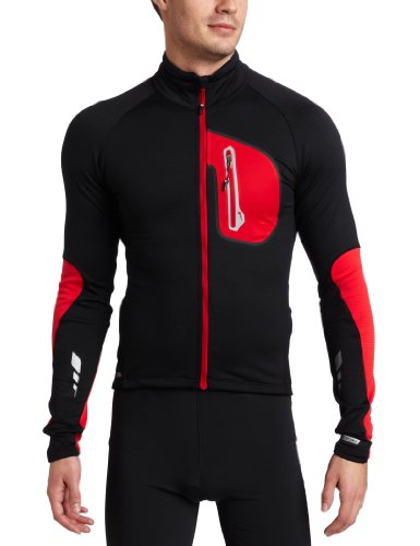 Buy Low Price Pearl Izumi Men's Pro Thermal Long Sleeve Jersey (B004N627LM)