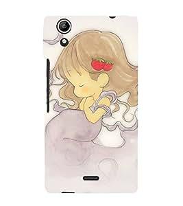 EPICCASE petite Mobile Back Case Cover For Micromax Selfie 2 Q340 (Designer Case)
