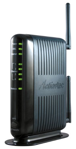 Actiontec 300 Mbps Wireless-N DSL Modem Router (GT784WN)
