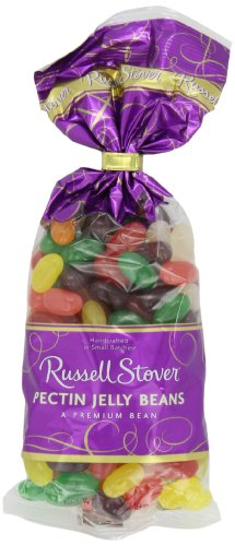 Russell Stover Pectin Jelly Beans, 12-Ounce Bags (Pack of 4) (Rainbow Jelly compare prices)