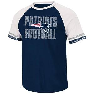 New England Patriots Zone Blitz IV NFL T-Shirt by VF