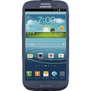Samsung I8190 Galaxy S III (S3) Mini Blue Unlocked, Android 4.1 Jelly Bean OS, 5 mp Camera, Mini-SIM
