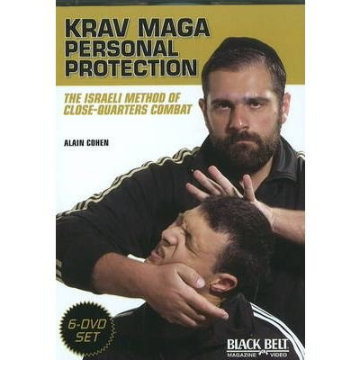 Krav Maga Personal Protection The Israeli Method of Close-Quarters Combat by Cohen, Alain ( AUTHOR ) Apr-01-2009 DVD