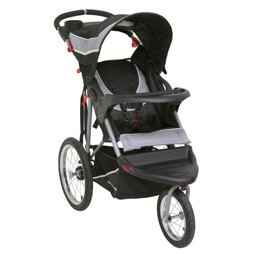 Review Baby Trend Expedition Jogger Stroller, Phantom, 50 Pounds