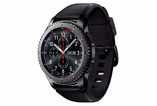 Samsung Gear S3 Frontier SM-R760 Smartwatch (Bluetooth model / International Version)
