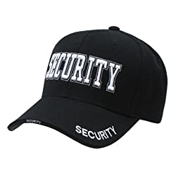 SECURITY HAT CAP UNIFORM HATS