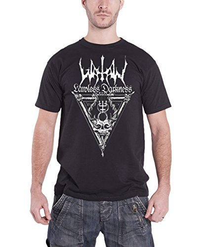 WATAIN - Top - Maniche corte - Uomo nero X-Large