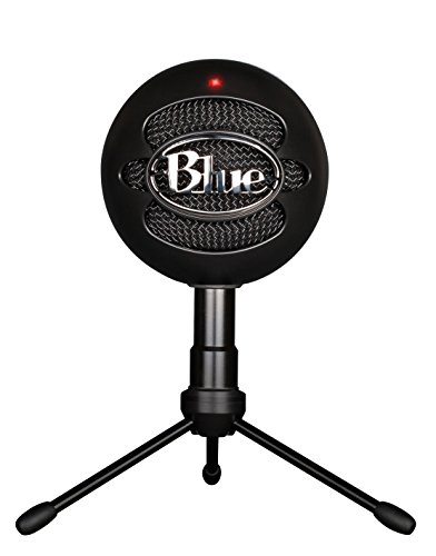 Blue Snowball iCE Condenser Microphone, Cardioid - Black (Camera Condenser Microphone compare prices)
