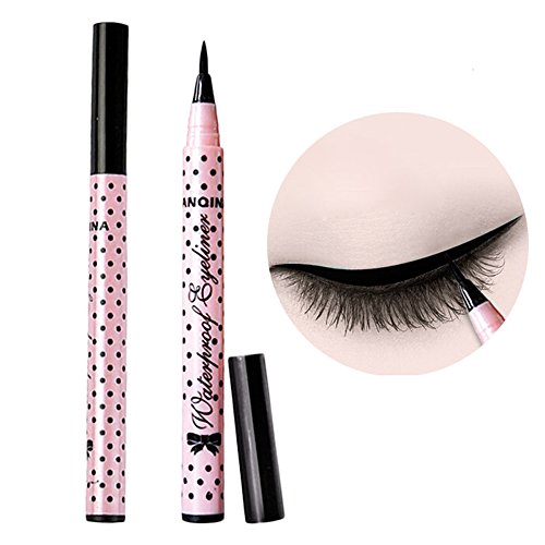 FUNOC Eyeliner Waterproof Comestics Liquid Eye Liner Pencil Pen Make Up Beauty