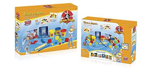 grandi-giochi-gg76012-looney-tunes-gioca-e-impara-personaggi-assortiti