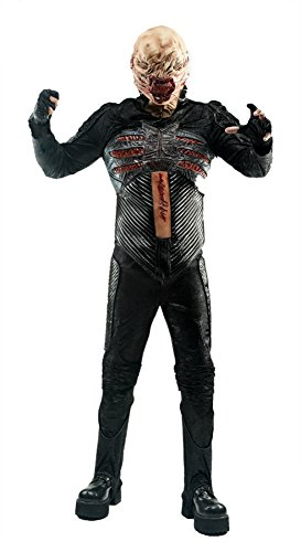 Papermagic Mens Scary Pinhead Deluxe Movie Characters Mask Fancy Costume