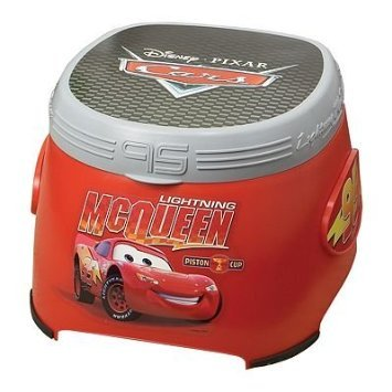 Disney Cars 3 in 1 Potty - 1