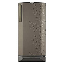 Godrej RD Edge Pro 190 PDS 5.1 Direct-cool Single-door Refrigerator (190 Ltrs, 5 Star Rating, Carbon Leaf)