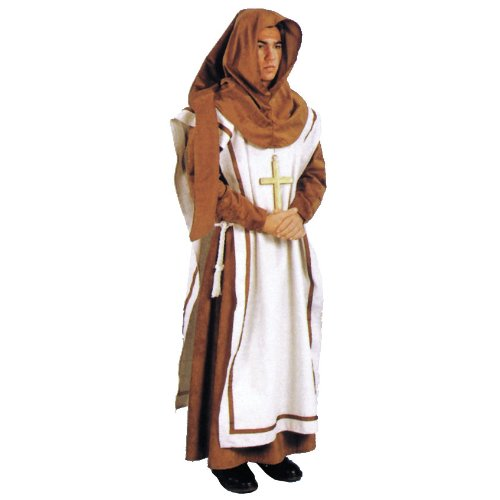 Renaissance Monk Religious Costume Brother Theatre Costumes Theatre