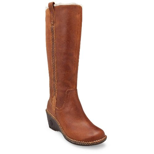 UGG Women's Hartley Boots - Chestnut 7