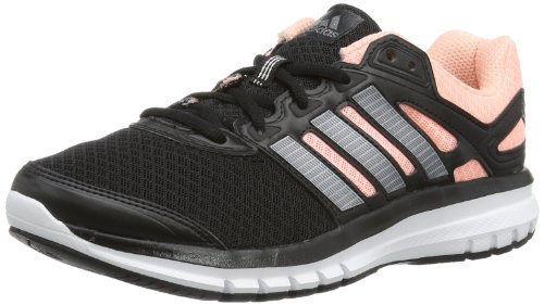 Adidas Performance Womens Duramo 6 W-5 Running Shoes F32235 Glow Orange/Tech Grey Metal/Running White FTW 4 UK, 36.5 EU