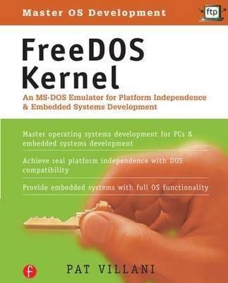 FreeDOS Kernel: An MS-DOS Emulator for Platform Independence & Embedded System Development  Author: Pat Villani Oct-1996, by Pat V
