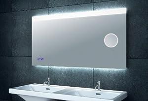 Miroir salle de bain antibuee radio ~ Solutions pour la décoration ...