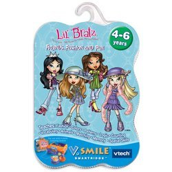 V.Smile: Lil' Bratz Smartridge - 1
