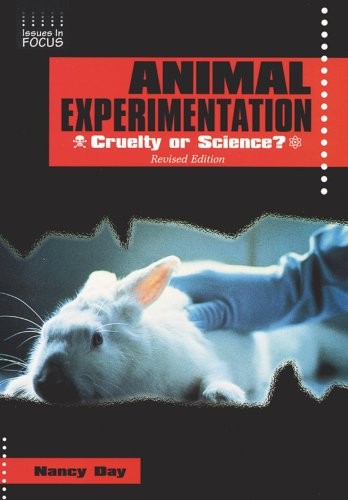 an analysis of the topic of the contention and the animal experimentation