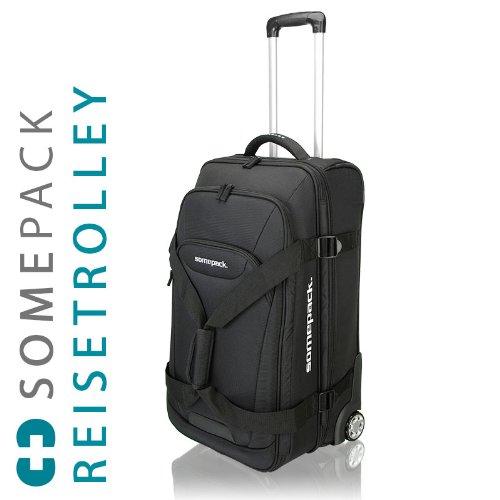 Somepack Punchack Trolley Reisekoffer Sporttasche