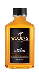 Woody's For Men Daily Shampoo 75ml