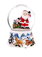 Decoracion Navideña Bola Nieve Navidad