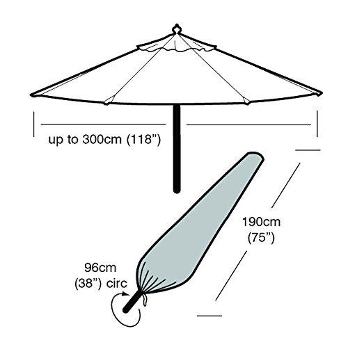 Garland W1448 Schutzhülle Abdeckhaube für Sonnenschirm kaufen