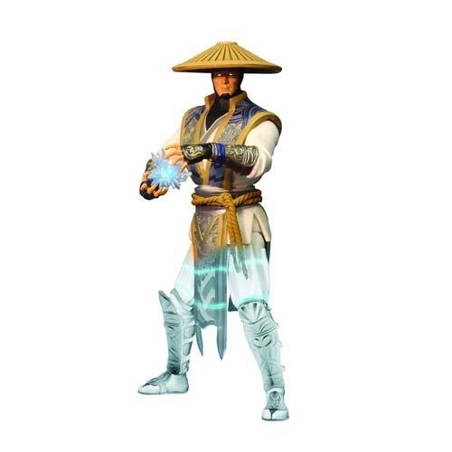 "Mezco Toys Mortal Kombat X: Raiden (Displacer Version) 6"" Action Figure"