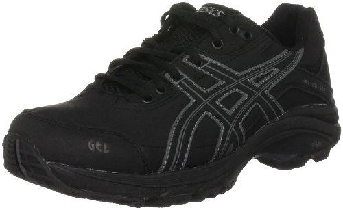 ASICS Women's Gel Odyssey Wr Black/Onyx/Charcoal Walking Shoe Q151L 9099 6.5 UK