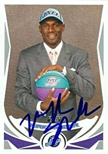Kirk Snyder Autographed Hand Signed Basketball Card (Utah Jazz) 2004 Topps #236 by Hall of Fame Memorabilia